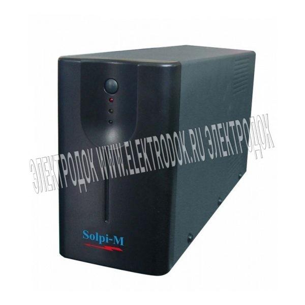 EA600 LCDS 1000VA - Главное фото