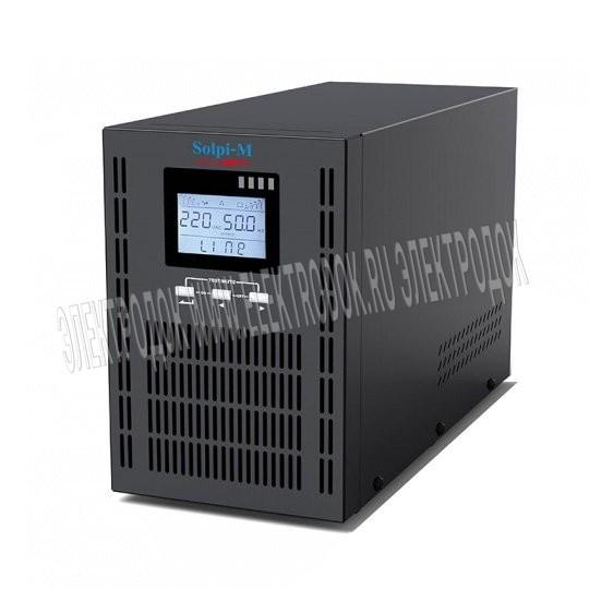 EA900P LCDS 1KVA с 2АКБ*9AH - Главное фото