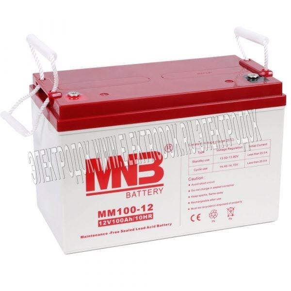 MNB MM 100-12 - Главное фото