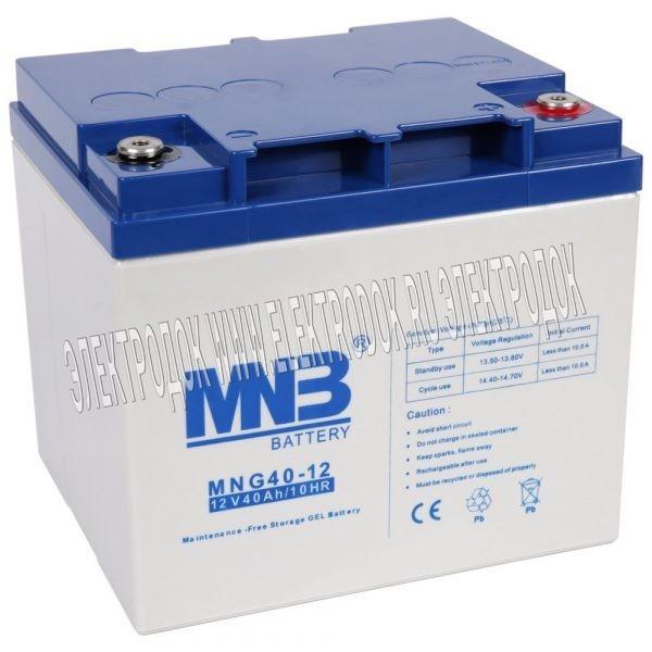 MNB MNG 40-12 - Главное фото