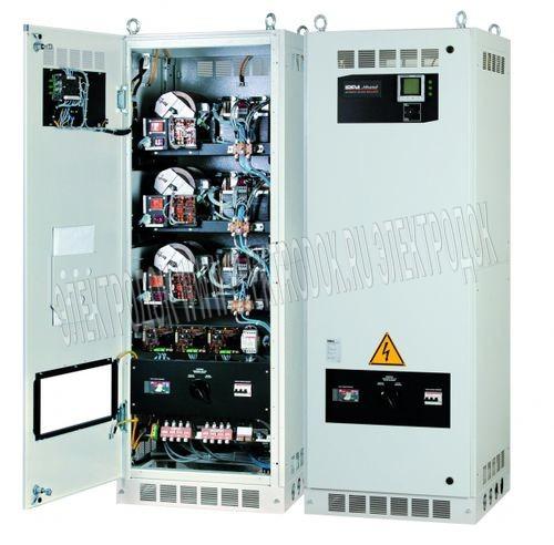 Трёхфазный стабилизатор напряжения AUTOMATIC VOLTAGE REGULATOR STEROSTAB IREM Y312AN90 - Фото №2