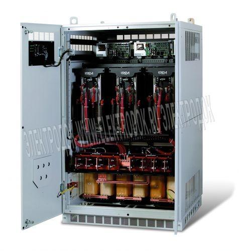 Трёхфазный стабилизатор напряжения AUTOMATIC VOLTAGE REGULATOR STEROSTAB IREM Y314AN170 - Фото №2