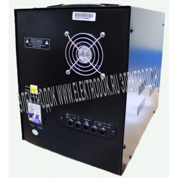 Стабилизатор напряжения Solpi-M SLP-M 10 000VA - Фото №2