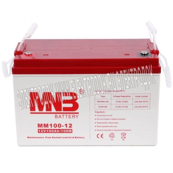 MNB MM 100-12 - Фото №2