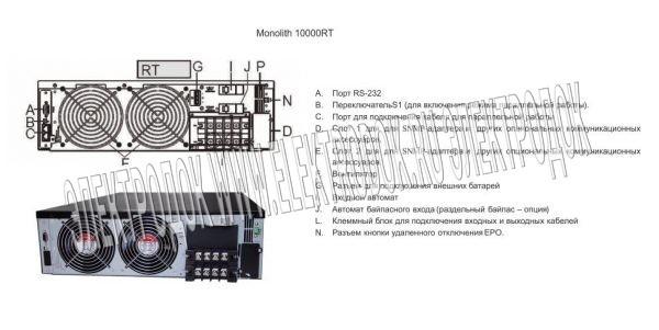 Monolith 10000RT - Фото №4