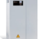 Трёхфазный стабилизатор напряжения AUTOMATIC VOLTAGE REGULATOR STEROSTAB IREM Y312AN90 - Миниатюра главного фото