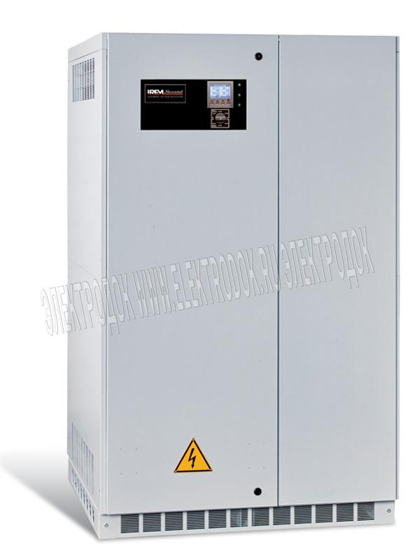 Трёхфазный стабилизатор напряжения AUTOMATIC VOLTAGE REGULATOR STEROSTAB IREM Y312AN90 - Главное фото
