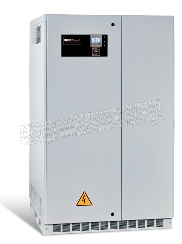 Трёхфазный стабилизатор напряжения AUTOMATIC VOLTAGE REGULATOR STEROSTAB IREM Y311AN63 - Фото №3