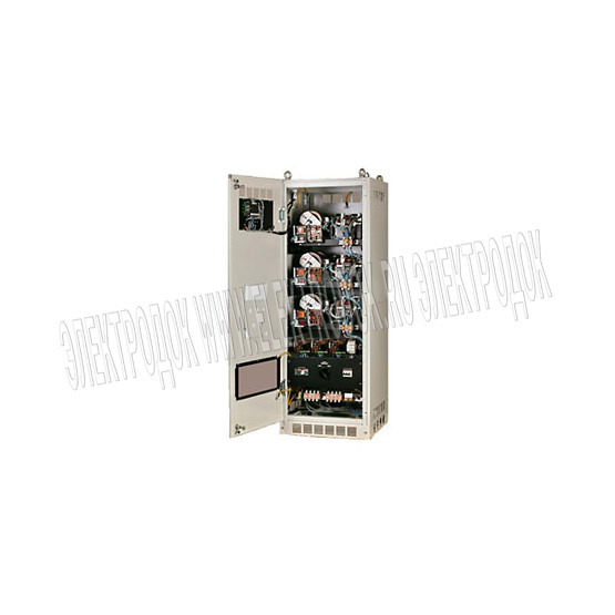 Трёхфазный стабилизатор напряжения AUTOMATIC VOLTAGE REGULATOR STEROSTAB IREM T314AN120 - Фото №3