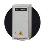 Трёхфазный стабилизатор напряжения AUTOMATIC VOLTAGE REGULATOR STEROSTAB IREM T314AN120 - Миниатюра главного фото